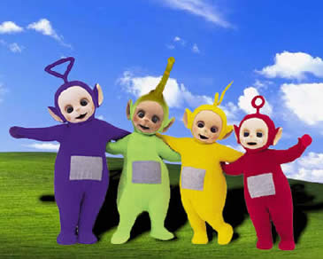 Los Teletubbies