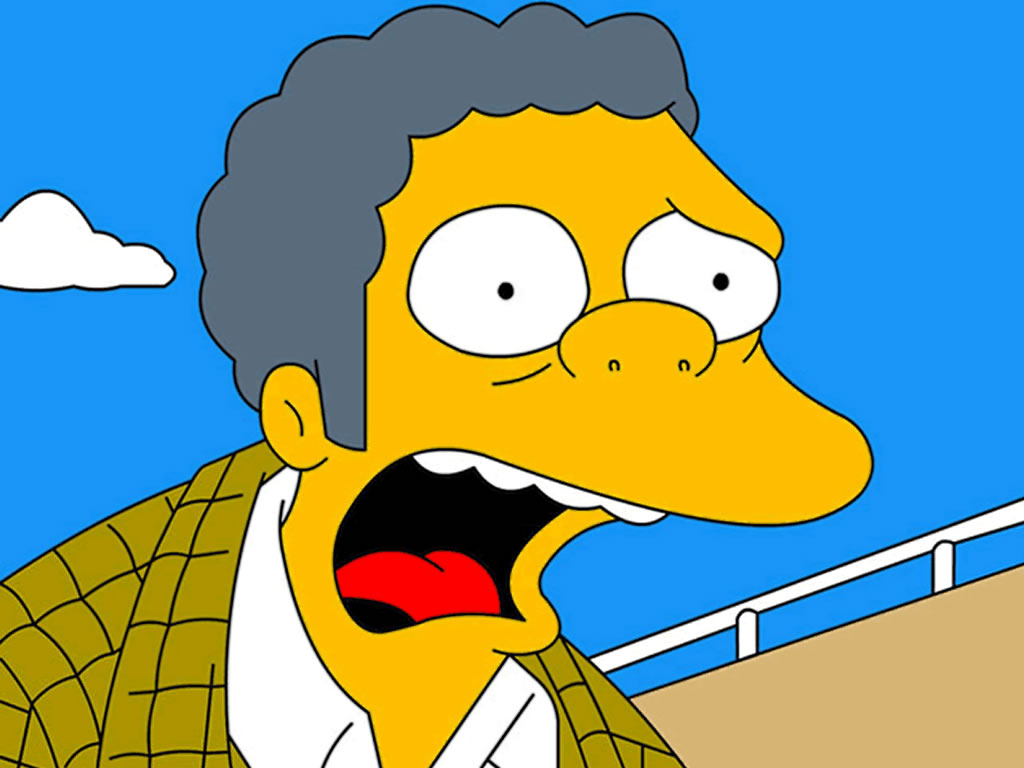 Moe Szyslak Wallpaper