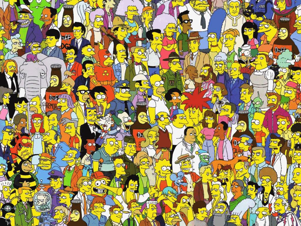 Springfield Wallpaper